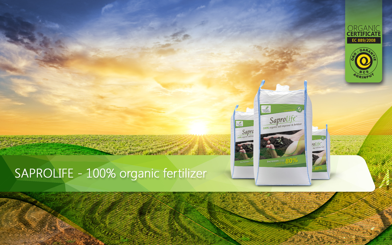 About Us | Ukrainian Organics - Saprolife organic soil